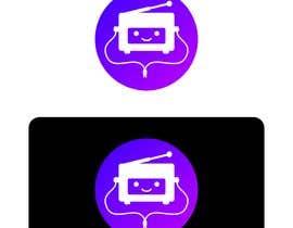 #87 for Radio player app logo by FinoDesignINK