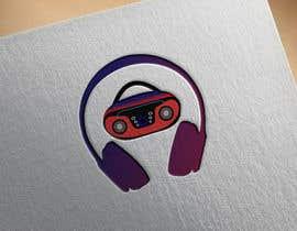 #88 for Radio player app logo by rakib8765432