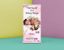 #7 for Re-crate a vertical banner in psd file with all element in different layers (size 4 ft x 8ft) . by shandhyanath626