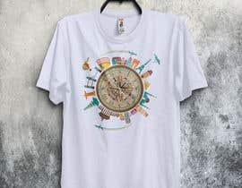 #20 для Back of t shirt art design от Iammdtareq