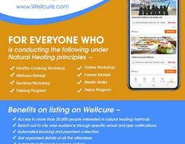 #29 для EVENT INVITATION POSTER REQUIRED FOR WELLCURE.COM от maidang34