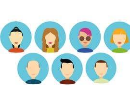 #3 для Diverse People Avatar Set - for a dating app от Tanya980