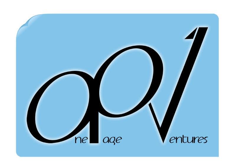 Inscrição nº                                         18                                      do Concurso para                                         Logo Design for OnePageVentures - start up company