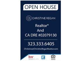 #29 for Design Open House Signs and For Sale Sign by summrazaib22