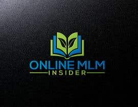 #145 для Design a NEW Logo for the brand 'Online MLM Insider' от tahminaakther512