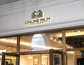 #146 для Design a NEW Logo for the brand 'Online MLM Insider' от tahminaakther512