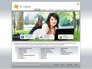 Graphic Design Kilpailutyö #2 kilpailuun Website Design for IT Company using Drupal