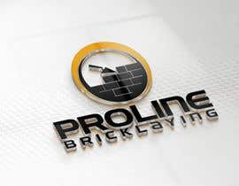 #10 pentru Make a Logo for ProLine Bricklaying de către Babarali435