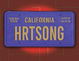 #20 pentru Digital Image of a License Plate de către eradhossin7