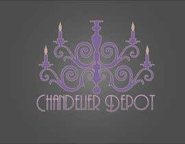 #45 for Logo Design for Chandeliers Site af dinezatwork
