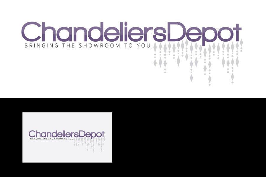 Bài tham dự cuộc thi #                                        10                                      cho                                         Logo Design for Chandeliers Site