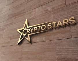 """nº 227 pour DESIGN me Logo for """"Crypto Stars"""" par creativefivesta1"""