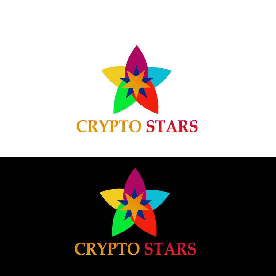 """Proposition n°368 du concours DESIGN me Logo for """"Crypto Stars"""""""