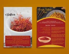 #16 untuk Recipe Design Brochure/Document oleh Nourhan41