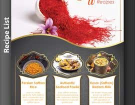 #22 untuk Recipe Design Brochure/Document oleh GutsTech