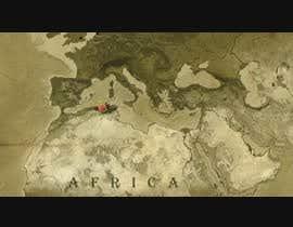 Nro 16 kilpailuun Create an Indiana Jones interactive map as intro for a home video (30 to 40 sec). käyttäjältä oscaralderete
