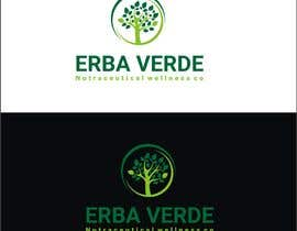 #302 for Erba Verde - Logo for Nutraceutical (supplement) wellness company by conceptmagic
