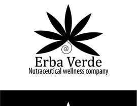 #257 for Erba Verde - Logo for Nutraceutical (supplement) wellness company av nessafaizun