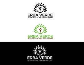 #253 for Erba Verde - Logo for Nutraceutical (supplement) wellness company av tanvirraihan05