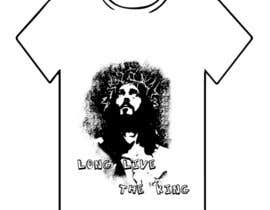 #11 for T-shirt Design - Long live the king by lorikeetp9