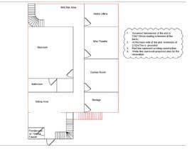 Nro 3 kilpailuun Basement Design with Simple Staircase - Great Project! käyttäjältä Kishan8202