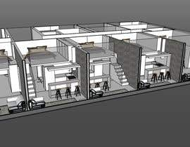 #31 pentru Create a small hotel floorplan that feels like a mansion and not a typical hotel de către visibilizar