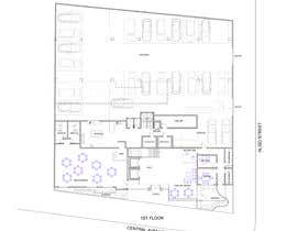 #42 pentru Create a small hotel floorplan that feels like a mansion and not a typical hotel de către patoalejo72