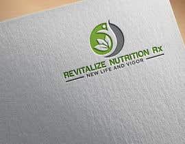 #65 untuk Revitalize Nutrition Rx logo design oleh pathdesign20192