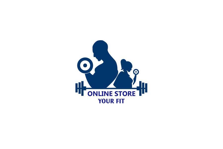 Конкурсная заявка №68 для Design a logo for a new fitness online store