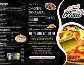 #7 for Menu Redesigned for Pizza Shop by CwthBwtm
