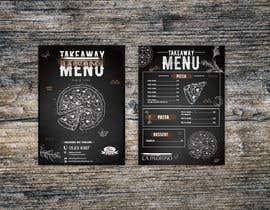 #10 for Menu Redesigned for Pizza Shop by Aabuemara