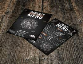 #11 for Menu Redesigned for Pizza Shop by Aabuemara