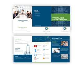 #24 untuk Company Profile Design - A 3-fold A4 size company profile. oleh pipra99