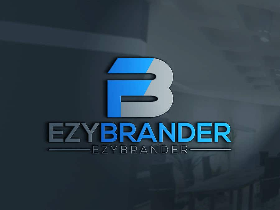 Konkurrenceindlæg #52 for ezybrander.com I need a logo / Corp identity designed for a business which allows customers purchase design services for designing their personal branding. The tag line is EzyBrander - Branding You.