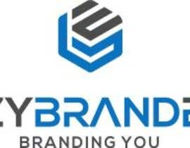 #48 untuk ezybrander.com I need a logo / Corp identity designed for a business which allows customers purchase design services for designing their personal branding. The tag line is EzyBrander - Branding You. oleh Madiha2112