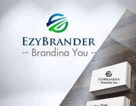 #26 untuk ezybrander.com I need a logo / Corp identity designed for a business which allows customers purchase design services for designing their personal branding. The tag line is EzyBrander - Branding You. oleh Zattoat