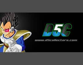 #50 for Design me a Logo, 2 Facebook Banners, 3 Backdrops by SmartBlackRose