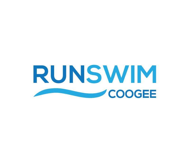 Kilpailutyö #70 kilpailussa Create a new logo - RunSwim Coogee