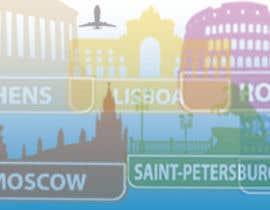 Eurivargas tarafından Design a Banner (header image) for my travel blog için no 5