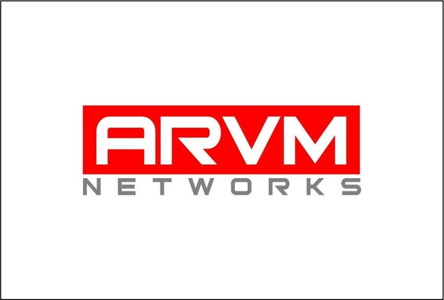 Inscrição nº                                         9                                      do Concurso para                                         Logo Design for ARVM Networks