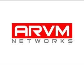#9 para Logo Design for ARVM Networks por designart65