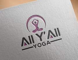 #43 cho Logo for yoga studio bởi AsadMDesign