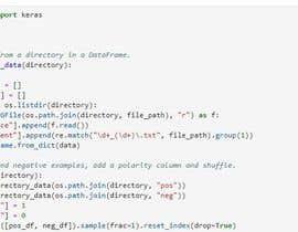omairakram tarafından Python fixing little code için no 1
