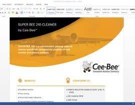 #2 cho Design a Technical Data Sheet bởi asdmallick