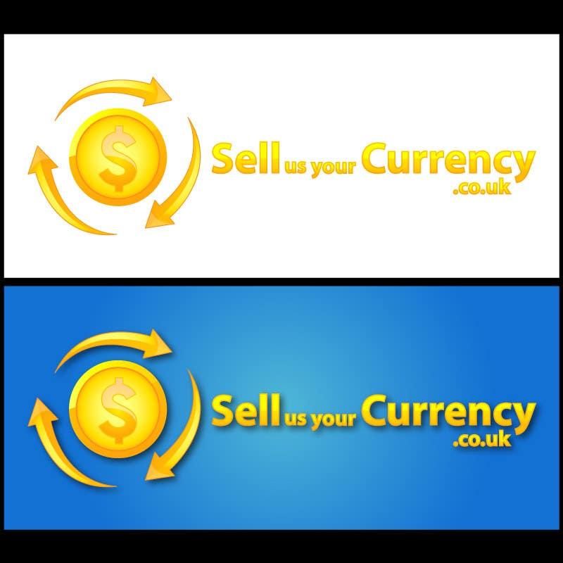 Kilpailutyö #67 kilpailussa Logo Design for currency website