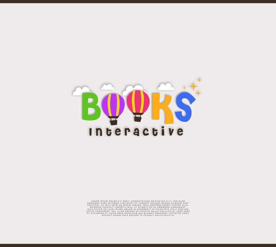 Kilpailutyö #235 kilpailussa Books Interactive - Logo Contest