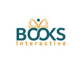 #222 for Books Interactive - Logo Contest by JahidMunsi