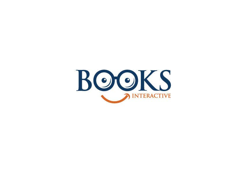 Contest Entry #                                        185                                      for                                         Books Interactive - Logo Contest