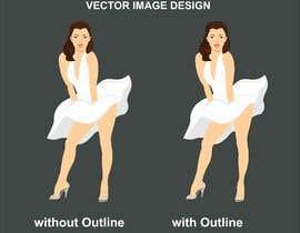 #5 для Cute Vector Art Graphic от Adriangtx