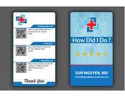 Graphic Design Zgłoszenie na Konkurs #170 do konkursu o nazwie Business card designer